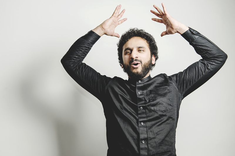 'Can I just marry a French friend?': Nish Kumar answers all your pressing Brexit questions