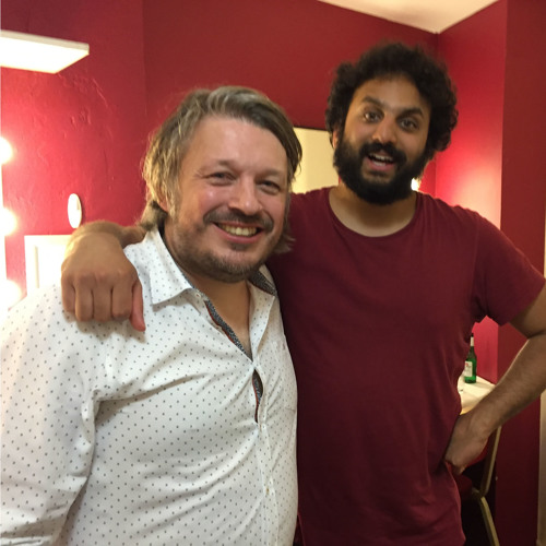 Richard Herring's Leicester Square Podcast 2016