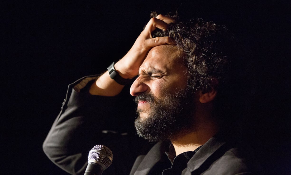 My name is Nish Kumar – so please stop calling me Nish Patel